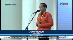 Kelakar Jokowi: Penampilan Elek Yo Band Buat Perut Mulas