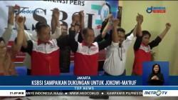 KSBSI Deklarasi Dukungan untuk Jokowi-Ma'ruf