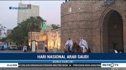Suasana Perayaan Hari Nasional Arab Saudi