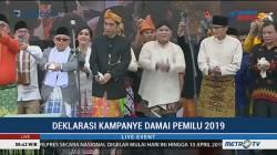 Deklarasi Kampanye Damai Pemilu 2019 (7)