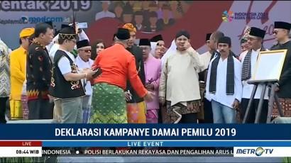 Deklarasi Kampanye Damai Pemilu 2019 (8)