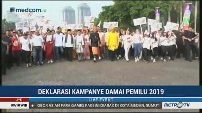 Deklarasi Kampanye Damai Pemilu 2019 (10)