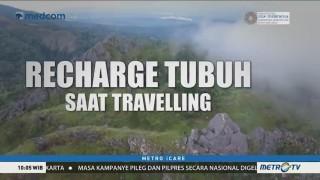 <i>Recharge</i> Tubuh Saat <i>Traveling</i> (1)