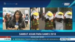 INAPGOC Gelar Parade Momo Sambut Asian Para Games 2018