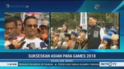 Pemda DKI Siap Sukseskan Asian Para Games 2018