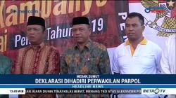 Peserta Pemilu 2019 Sepakat Jauhi Isu SARA
