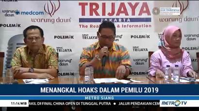Menangkal Hoaks dalam Pemilu 2019