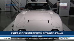 Pameran Sejarah Industri Otomotif Jepang