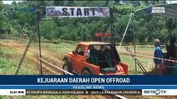 Kejuaraan Daerah Open Offroad di Sukabumi Diikuti 65 Peserta