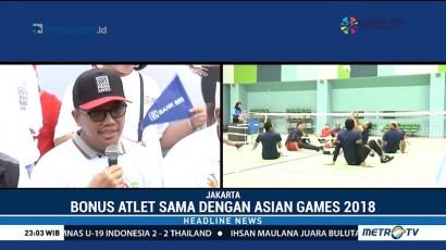 Indonesia Targetkan Peringkat 7 di Asian Para Games 2018