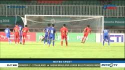 Timnas Indonesia U-19 Ditahan Imbang Thailand