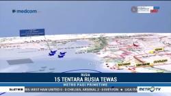 Suriah Tuding Israel Dalang Penembakan Pesawat Rusia