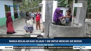 Polewali Mandar Krisis Air Bersih