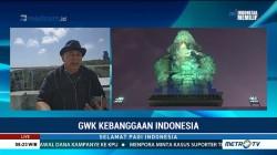 I Nyoman Nuarta: GWK Gabungan dari Seni, Teknologi & Sains