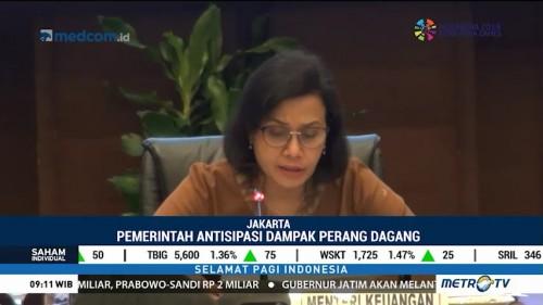 Perang Dagang Masih Bayangi Perekonomian Indonesia