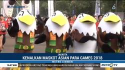 Parade Momo, Sosialisasi Asian Para Games 2018