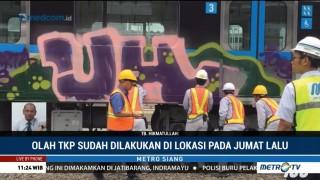 Mengungkap Aksi Vandalisme MRT di Depo Lebak Bulus