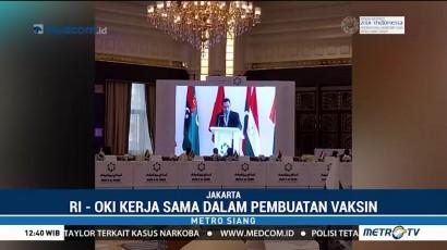 Indonesia-OKI Kerja Sama dalam Pembuatan Vaksin
