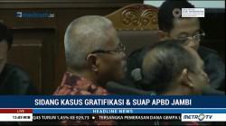 Sahkan RAPBD, Anggota DPRD Jambi Minta Jatah Masing-Masing Rp100 Juta