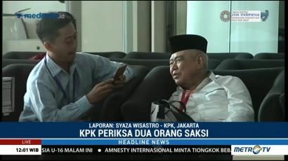 KPK Periksa Kader Golkar Nawafie Saleh Terkait Kasus PLTU Riau-1