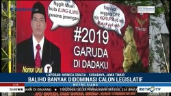 Masa Kampanye Dimulai, Baliho di Jawa Timur Didominasi oleh Caleg