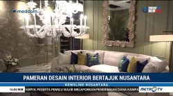 Pameran Desain Interior Bertajuk Nusantara