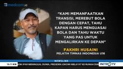 Timnas U-16 Bertekat Rebut Poin Penuh dari Vietnam