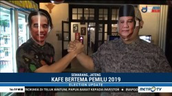 Unik, Kafe di Semarang Usung Tema Pemilu 2019