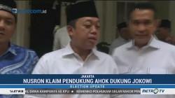Nusron Upayakan Pendukung Ahok Dukung Jokowi-Ma'ruf