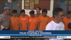 Polisi Tetapkan 8 Tersangka Pengeroyokan Suporter Persija