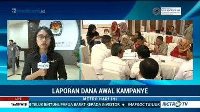 KPU Apresiasi Ketaatan Peserta Pemilu dalam Menyerahkan LADK