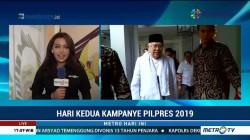 Ma'ruf Amin Resmikan Rumah Arus Baru Indonesia di Menteng