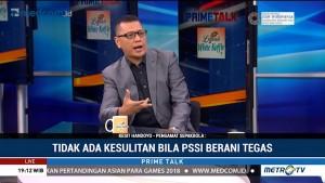 Keseriusan PSSI Tangani Masalah Suporter Dipertanyakan