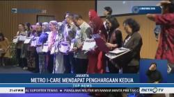 Metro iCare Raih Penghargaan Idolanesia Award Indonesia 2018