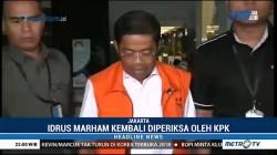 Idrus Marham Kembali Jalani Pemeriksaan di KPK