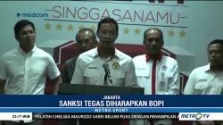 BOPI Minta Liga Indonesia Dihentikan Sementara