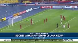 Laga Timnas Indonesia U-16 Kontra Vietnam Berakhir Imbang