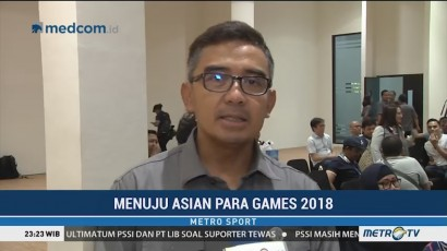 Strategi INAPGOC Demamkan Asian Para Games 2018
