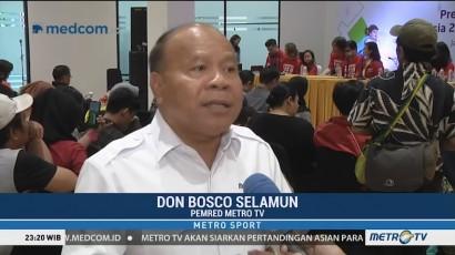 Asian Para Games Diharapkan Menginspirasi Masyarakat