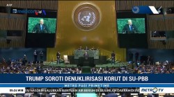 Trump Diperkirakan Soroti Denuklirisasi Korut di SU-PBB