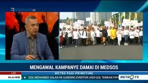 Mengawal Kampanye Damai di Medsos (2)
