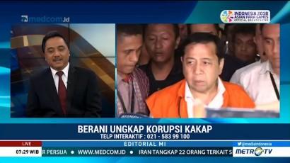 Bedah Editorial MI: Berani Ungkap Korupsi Kakap