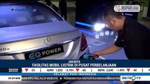 Perusahaan Asal Jerman Bangun Fasilitas Pengisian Baterai Mobil Listrik di Jakarta