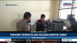 Dugaan Korupsi Penjualan Lahan Tahura, Kantor Camat Bontobahari Digeledah
