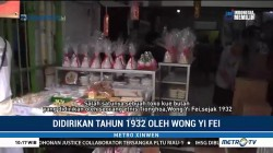 Mengunjungi Toko Kue Bulan Tertua di Jakarta