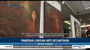 Pameran Lukisan Imagine Beauty Pamerkan Karya 16 Seniman