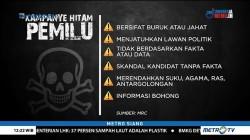 Akun Medsos Penyebar Kampanye Hitam akan Diblokir