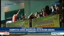Kompetisi Sains Madrasah Diikuti 543 Peserta