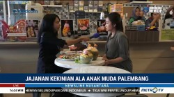 Jajanan Kekinian Ala Anak Muda Palembang