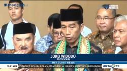 Jokowi Sampaikan Duka untuk Haringga